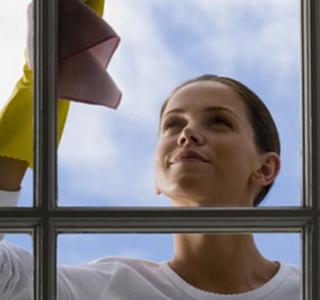 mycie i konserwacja okien na wiosne